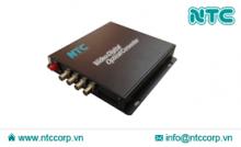 Bộ thu phát tín hiệu Video sang Quang 4 Kênh (NMC-S4V Series)