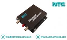 Bộ thu phát tín hiệu Video sang Quang 2 Kênh (NMC-S2V Series)
