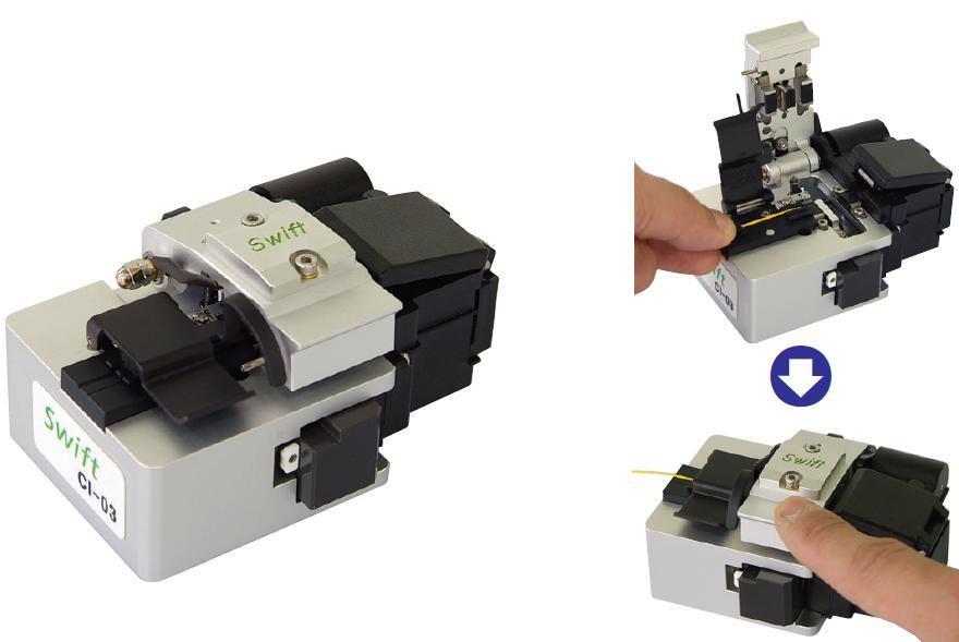 Dao cắt sợi quang Ilsintech Swift CI-03