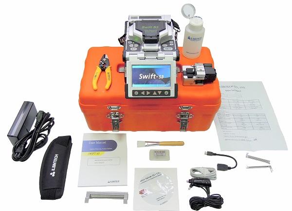 Máy hàn cáp quang Swift S3