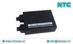 Bộ chuyển đổi quang điện Multimode sang Singlemode
