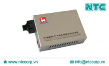 Bộ chuyển đổi quang điện 10/100M HT101 Series