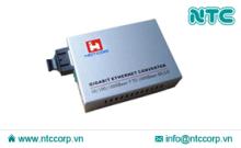Bộ chuyển đổi quang điện 10/100/1000M 2 Sợi quang