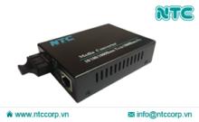 Bộ chuyển đổi quang điện 10/100/1000Mbps (NTC Networks)