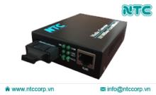 Bộ chuyển đổi quang điện 10/100Mbps
